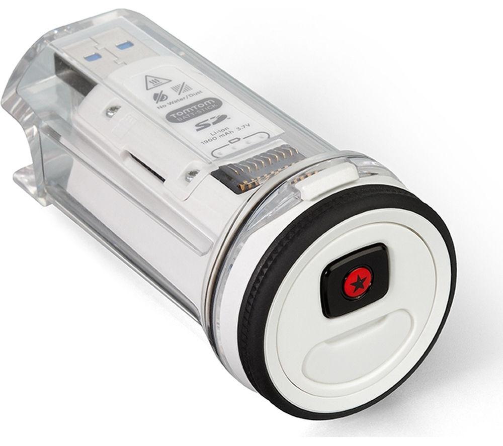 TOMTOM Batt-Stick in Splashproof Case for Bandit Action Camcorder