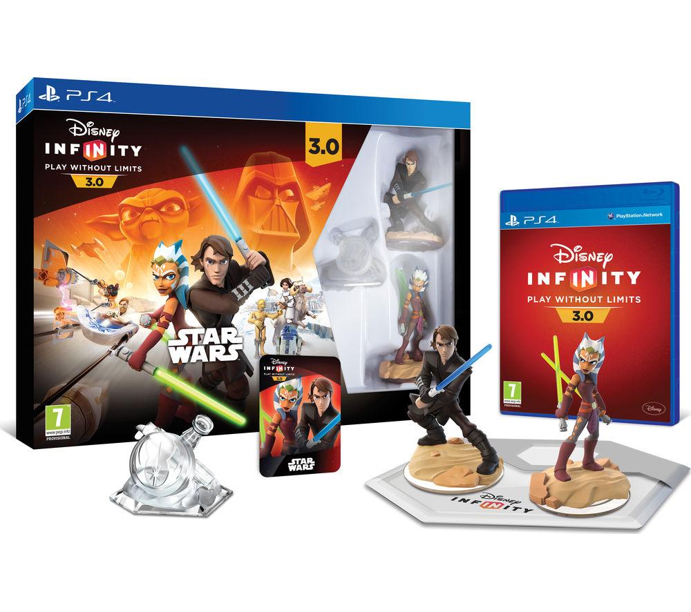 Disney Games For Ps4 : Buy playstation disney infinity star wars starter