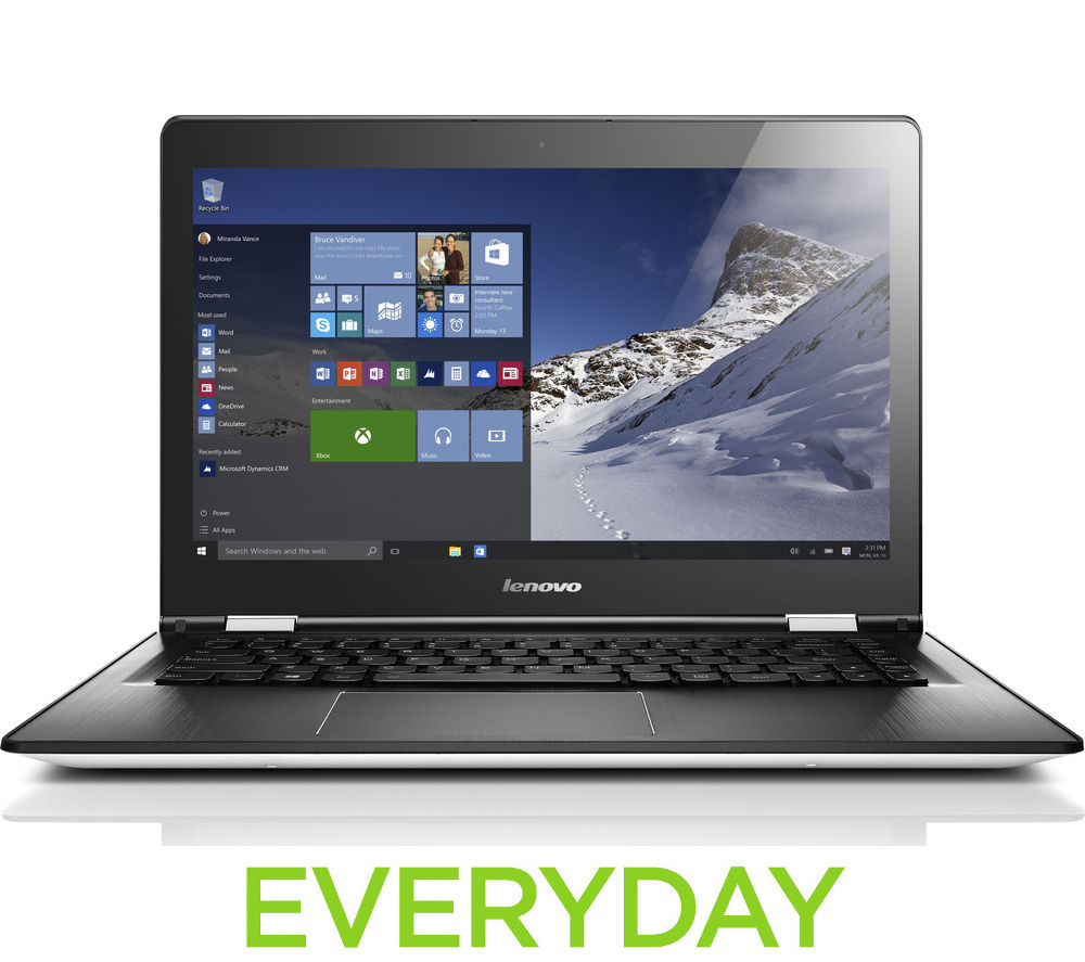 "LENOVO YOGA 500 14"" 2 in 1 - White"