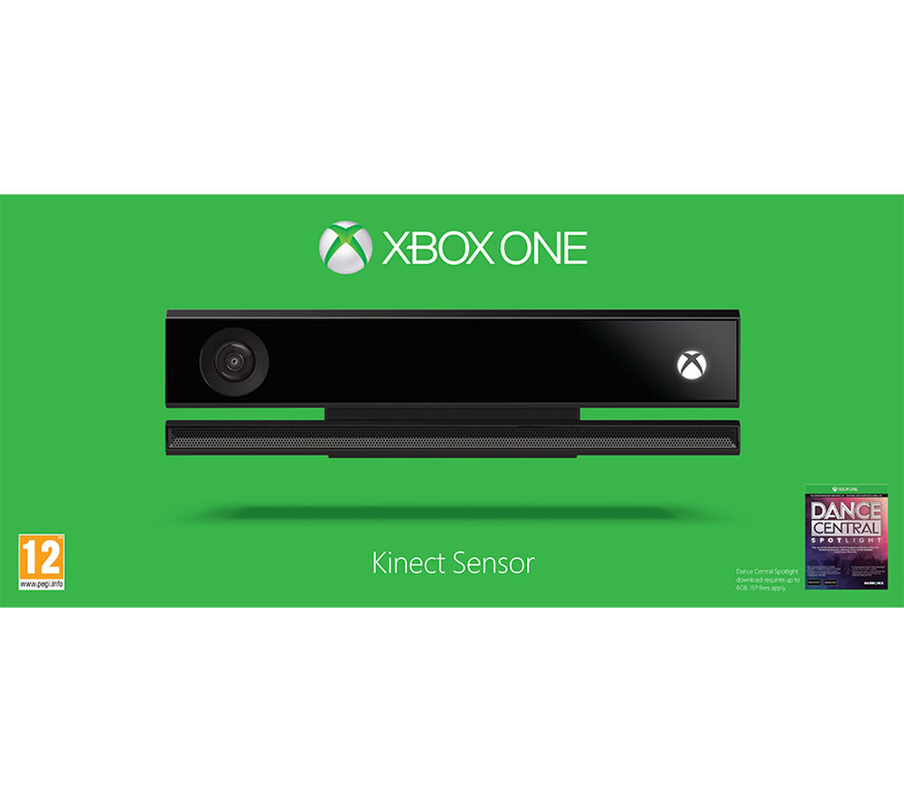buy microsoft xbox one kinect sensor free delivery currys. Black Bedroom Furniture Sets. Home Design Ideas