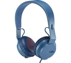 HOUSE OF MARLEY Roar Headphones - Navy