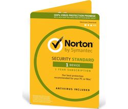 NORTON Security 2017 - 1 device for 1 year