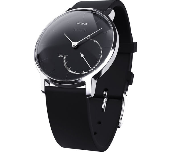 withings activité pop black