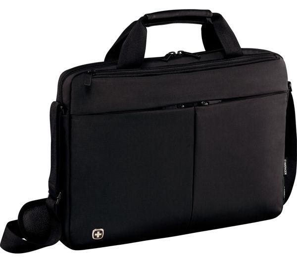 """Image of WENGER Format 14"""" Laptop Case - Black"""