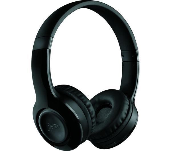Image of JAM Transit Lite Wireless Bluetooth Headphones - Black