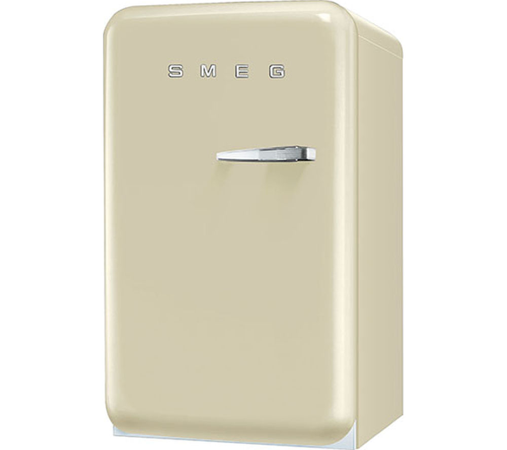 buy smeg fab10lp fridge cream free delivery currys