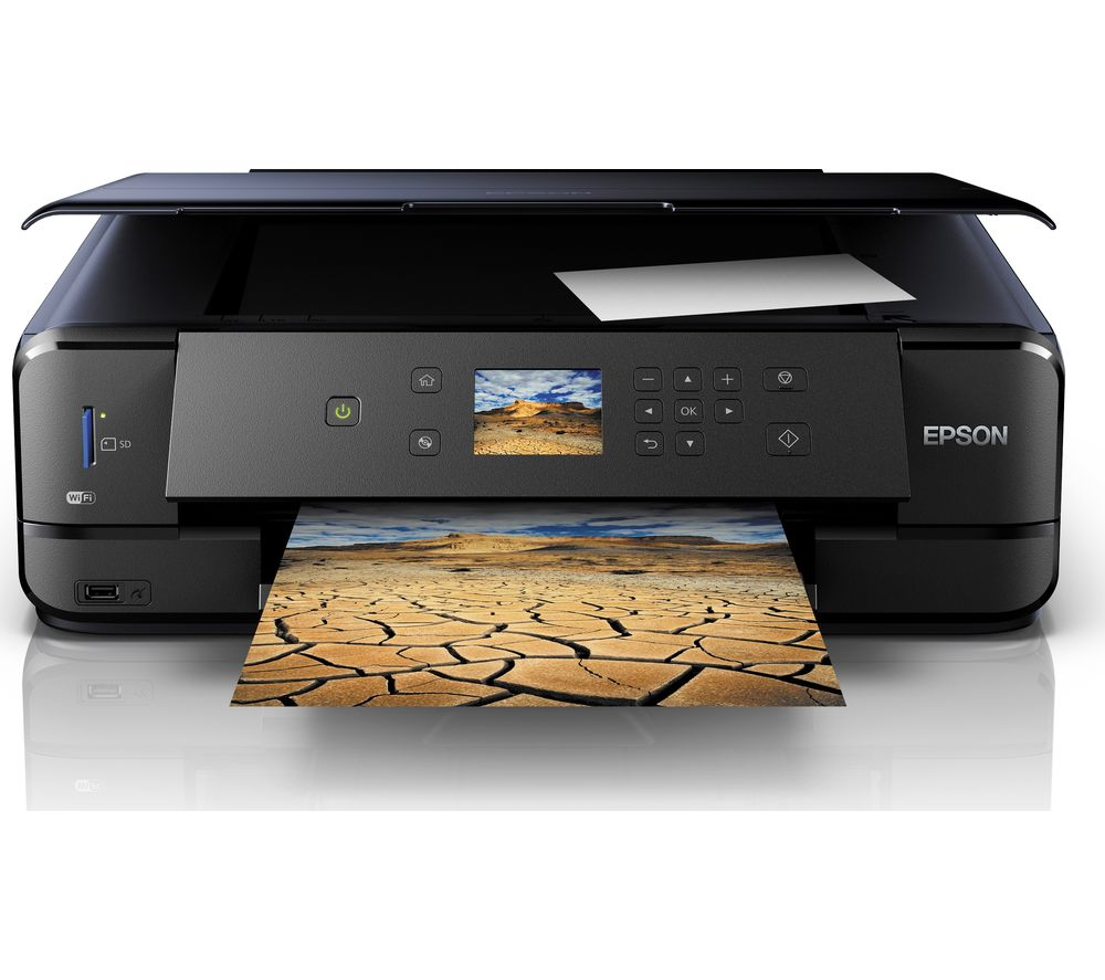EPSON Expression Premium XP-900 All-in-One Wireless A3 ...