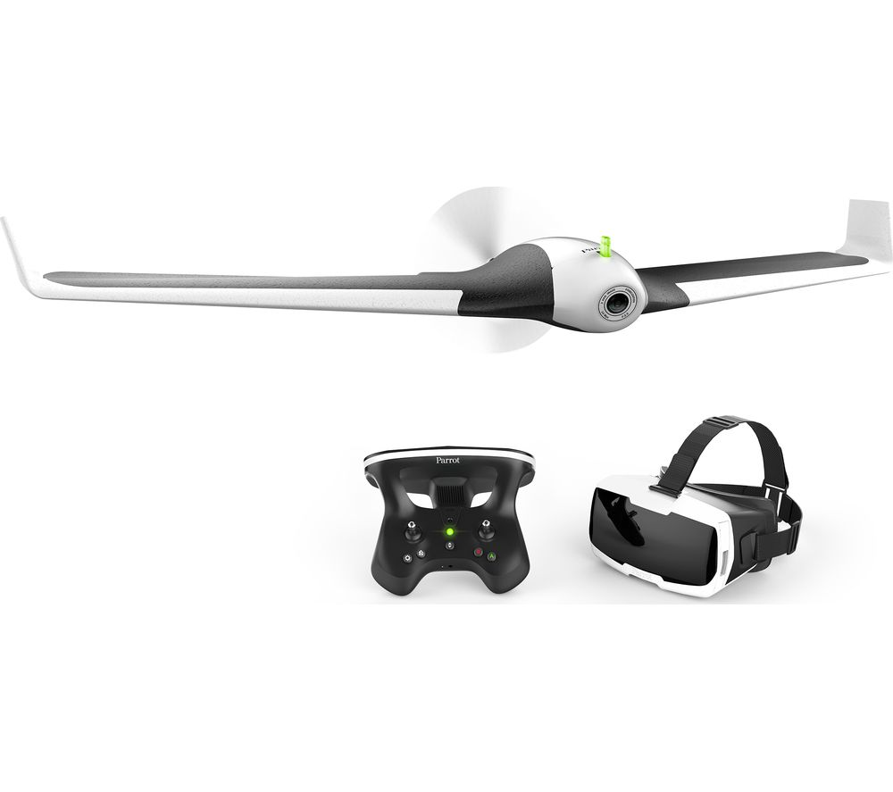 PARROT Disco FPV Drone with Controller - White