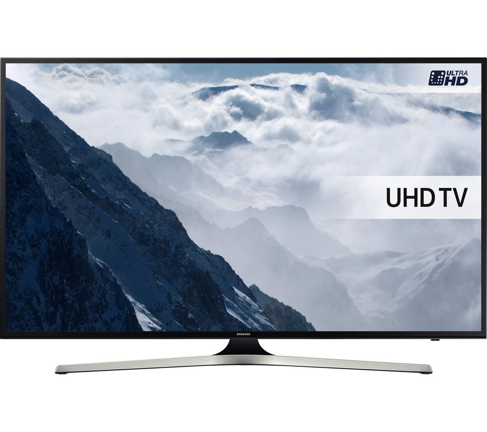 "55"" SAMSUNG SAMSUNG  UE55KU6020 Smart 4k Ultra HD HDR  LED TV"