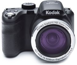 KODAK PIXPRO AZ421-BK Bridge Camera - Black