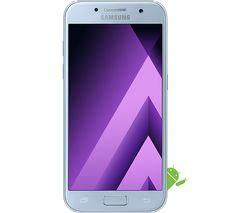 SAMSUNG Galaxy A3 (2017) - 16 GB, Blue