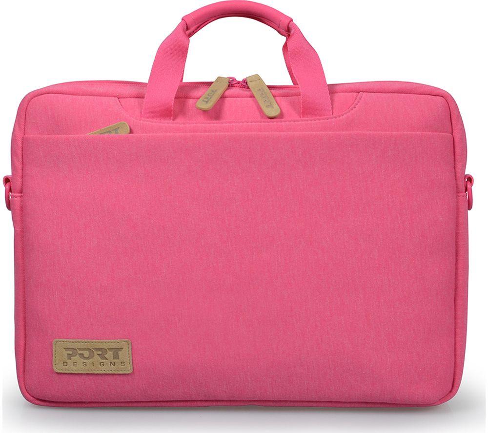"""PORT DESIGNS Torino 13.3"""" Laptop Case - Pink"""