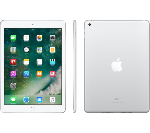 Buy Apple 9 7 Quot Ipad 32 Gb Silver Free Delivery Currys