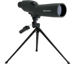 CELESTRON Upclose 52229-CGL 20-60 x 60 mm Spotting Scope - Black