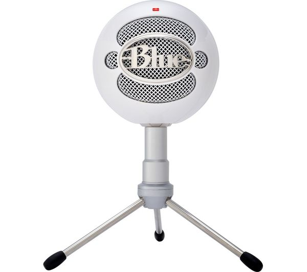 BLUE Snowball Ice + HD60 Console Game Capture Card