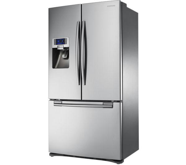 buy samsung rfg23uers american style fridge freezer real. Black Bedroom Furniture Sets. Home Design Ideas