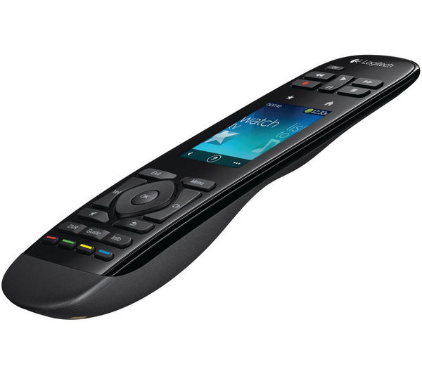 logitech harmony touch universal remote control deals pc world. Black Bedroom Furniture Sets. Home Design Ideas