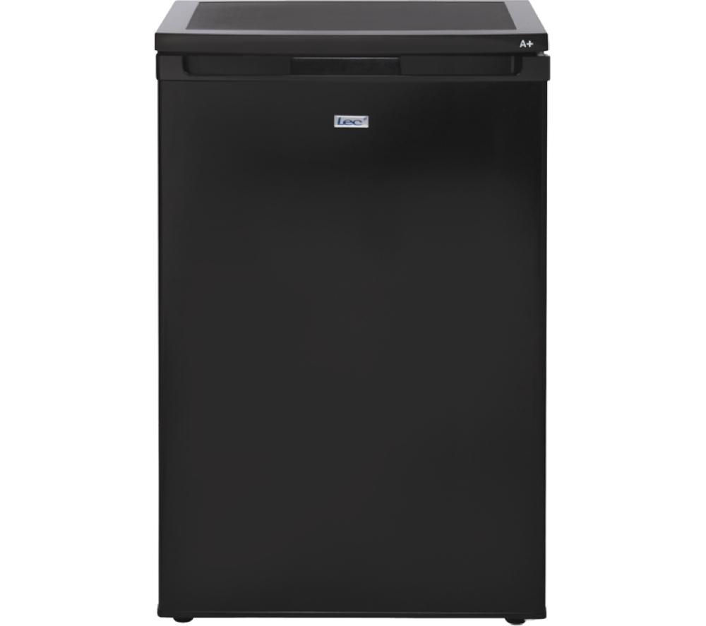 LEC  L5511B Undercounter Fridge  Black Black