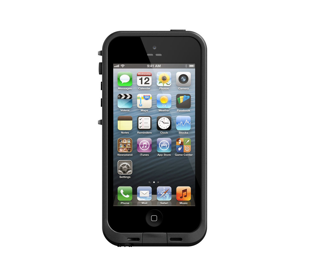 BELKIN LifeProof iPhone 5 & 5S Case - Black