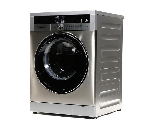 stainless steel washing machine