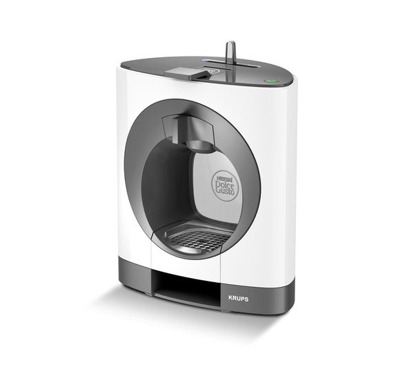 Dolce Gusto Coffee Maker Currys : Buy KRUPS Dolce Gusto Oblo KP110140 Hot Drinks Machine - White Free Delivery Currys