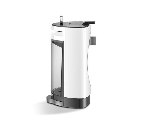 Krups Gusto Coffee Maker Pod Holder : Buy KRUPS Dolce Gusto Oblo KP110140 Hot Drinks Machine - White + XB201000 Dolce Gusto Pod Holder ...