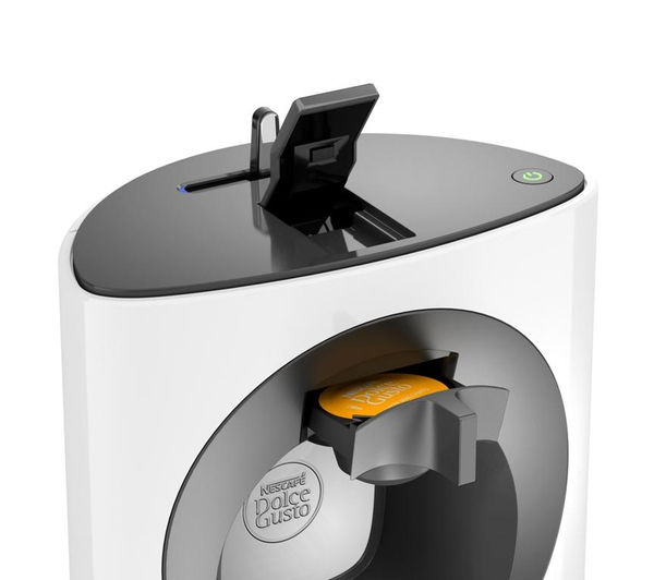 Buy KRUPS Dolce Gusto Oblo KP110140 Hot Drinks Machine - White + XB201000 Dolce Gusto Pod Holder ...