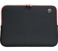 "GOJI GSMBK1315 13"" MacBook Sleeve - Black Circle"