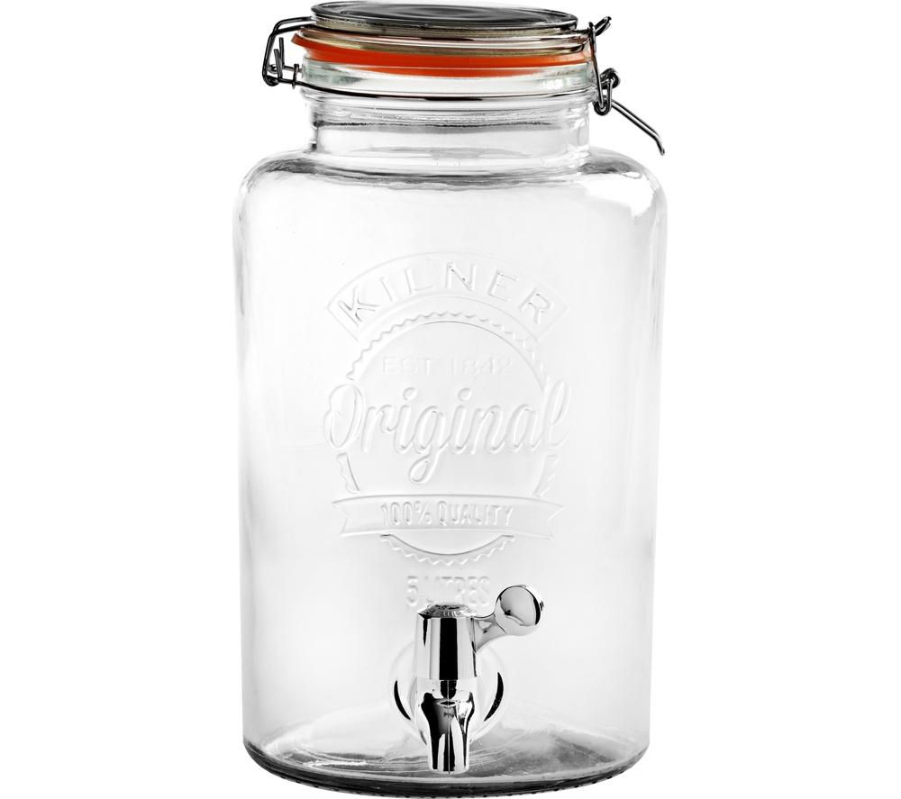 KILNER 5-litre Drinks Dispenser