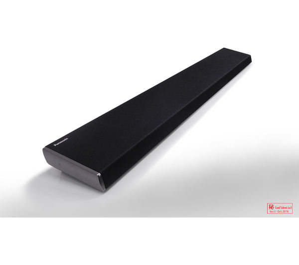 panasonic sc htb690ebk 3 1 wireless sound bar deals pc world. Black Bedroom Furniture Sets. Home Design Ideas