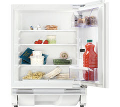 ZANUSSI ZQA14031DA Integrated Undercounter Fridge