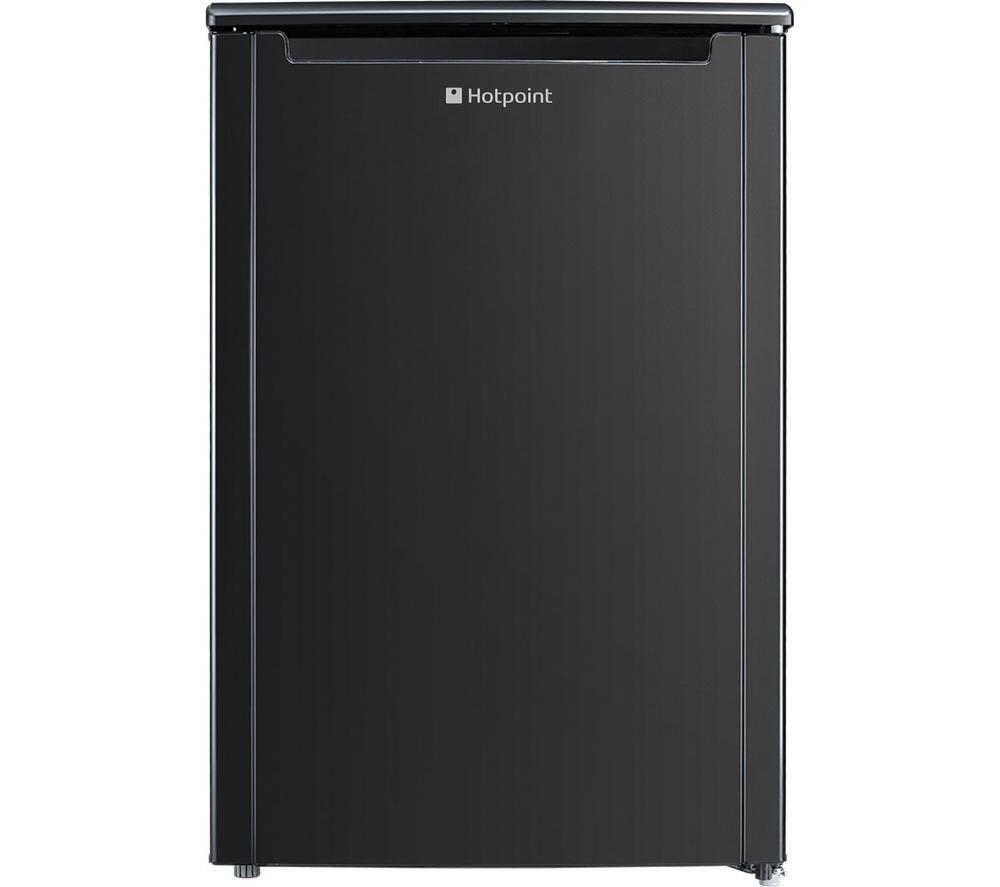 HOTPOINT CTZ55K Undercounter Freezer - Black