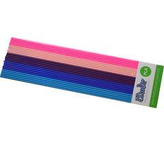 3DOODLER Bubblegum PLMIX9 3D Printer Pen Refills - 25 strands