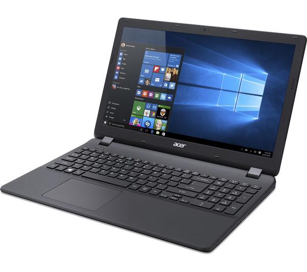 """Image of ACER Aspire ES1-531 15.6"""" Laptop - Black"""