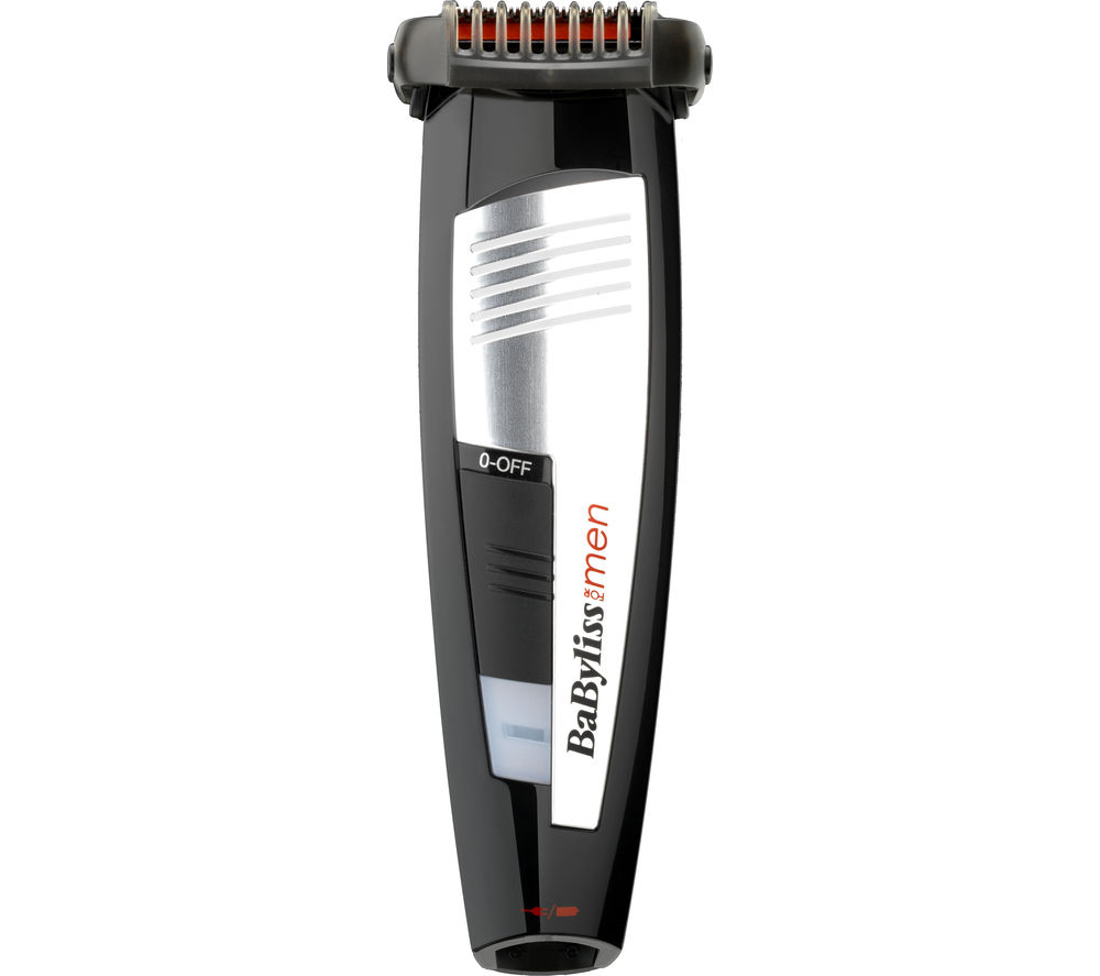 BABYLISS For Men i-Trim Stubble 7847U Wet & Dry Beard Trimmer