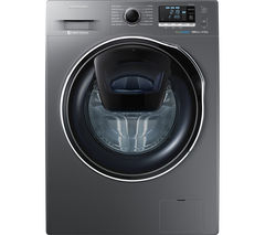 SAMSUNG AddWash™ WW80K6414QX Washing Machine - Graphite