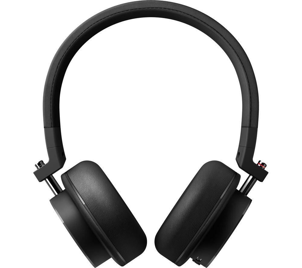 Click to view more of ONKYO  H500BT Wireless Bluetooth Headphones - Black, Black