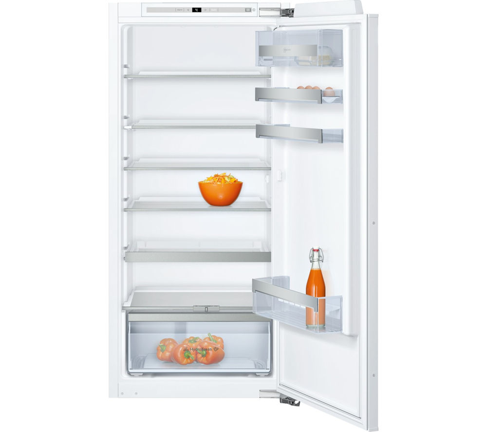 NEFF  KI1413F30G Integrated Tall Fridge  White White