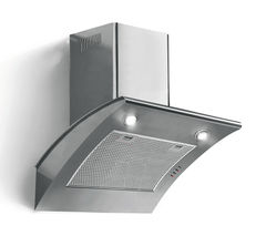 BAUMATIC BTC675SS Chimney Cooker Hood - Stainless Steel