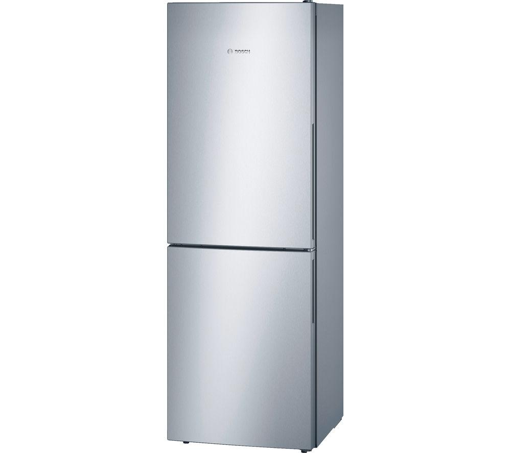 BOSCH  KGV33VL31G Fridge Freezer  Silver Silver