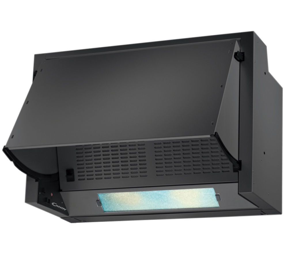 Buy CANDY CBP612/1N Canopy Cooker Hood - Black