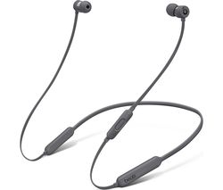 Beats X Wireless Bluetooth Headphones - Grey