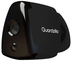 GUARDZILLA GDZGZ600B Indoor-Outdoor Wireless HD Camera - Black