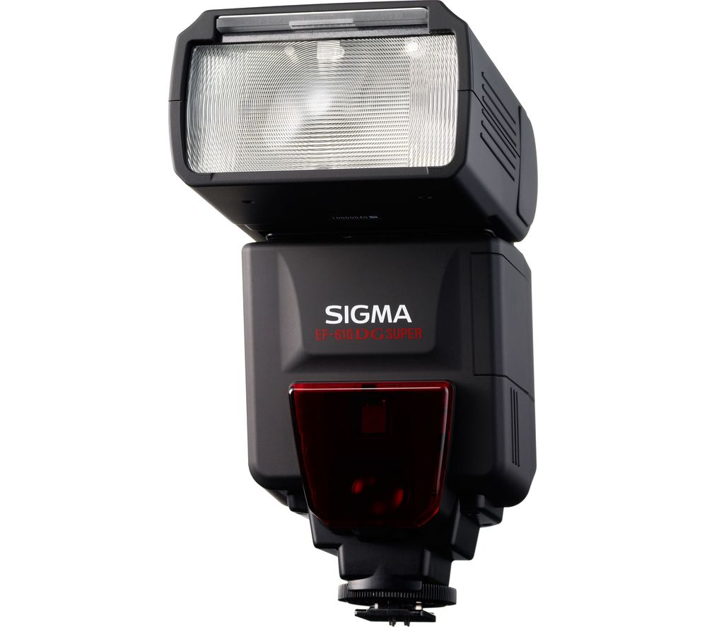 SIGMA EF-610 DG SUPER Flashgun - for Nikon