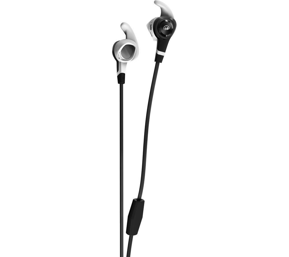 MONSTER iSport Strive Headphones - Black