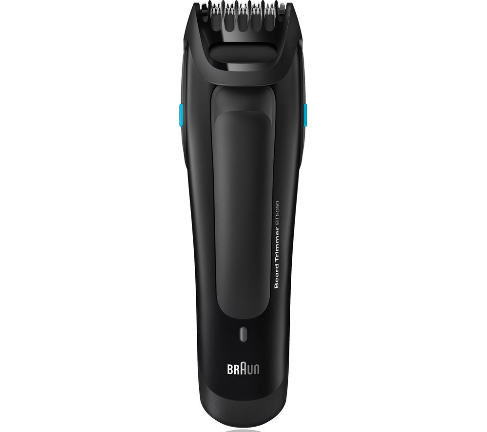 BRAUN BT5050 Beard Trimmer  Black Braun