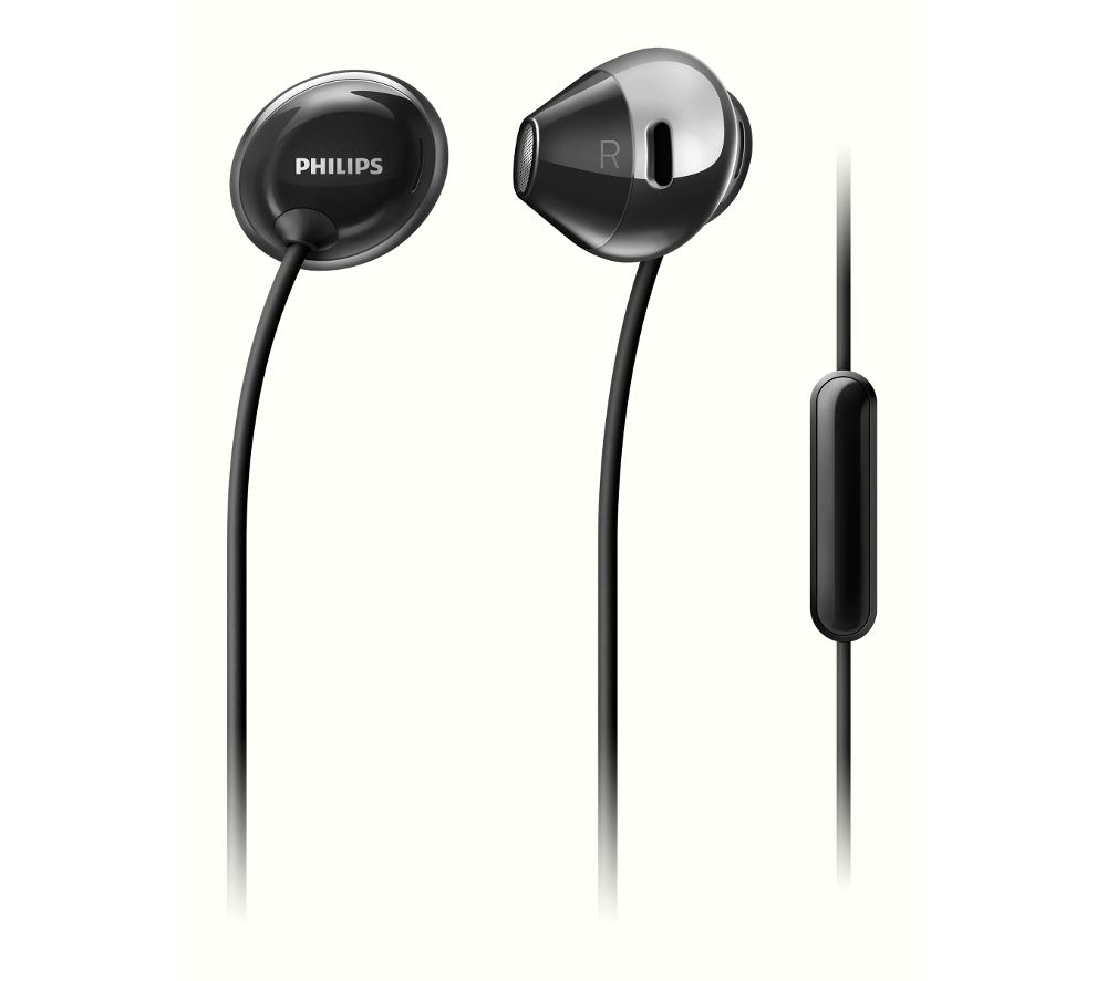 PHILIPS SHE4205BK Headphones  Black Black