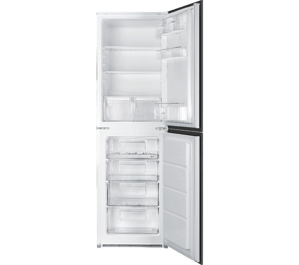 buy smeg ukc3170p integrated 50 50 fridge freezer free. Black Bedroom Furniture Sets. Home Design Ideas