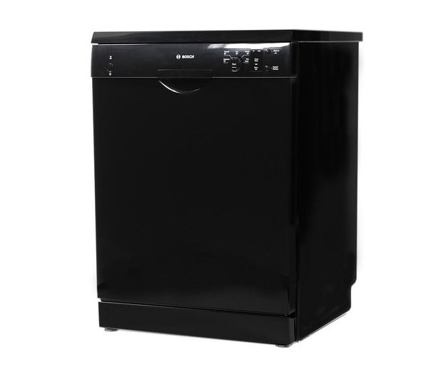 buy bosch sms50t06gb full size dishwasher black free delivery currys. Black Bedroom Furniture Sets. Home Design Ideas