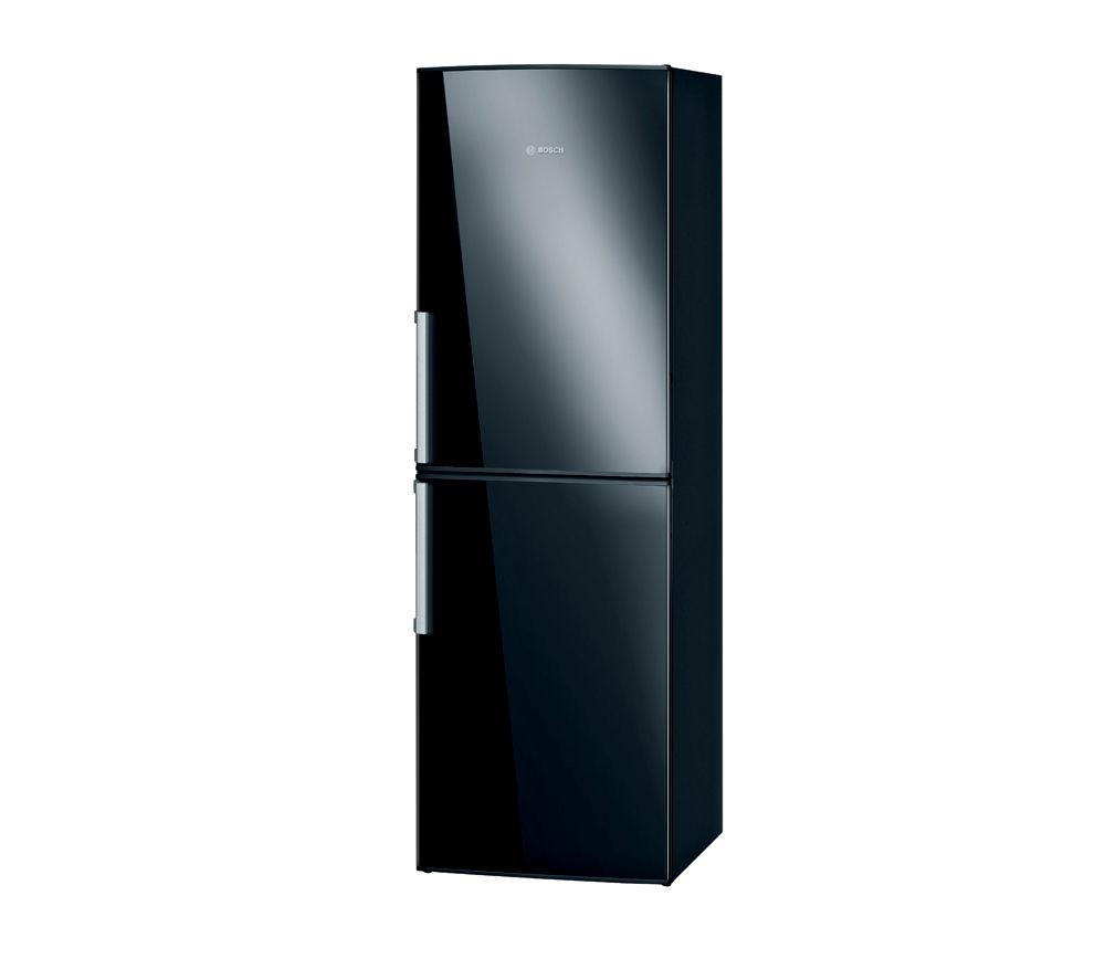 BOSCH KGN34VB20G Fridge Freezer - Black